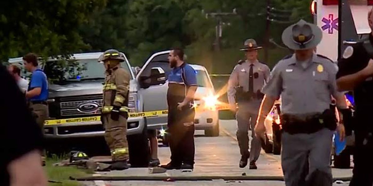 Woman checking mail one of 2 killed in S.C. police chase crash