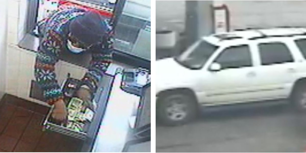 Florence police search for man who stole money from McDonald's drive-thru register