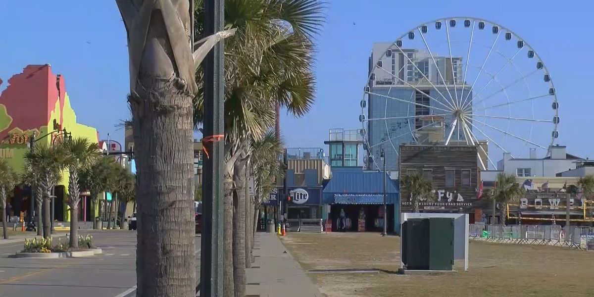 Horry County, Myrtle Beach team up to help small businesses struggling due to COVID-19