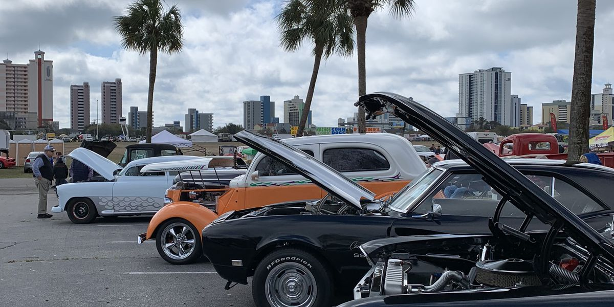 Run to the Sun Car and Truck Show returns to Myrtle Beach