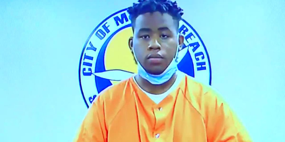 Bond set for second man charged in connection with double homicide in Myrtle Beach