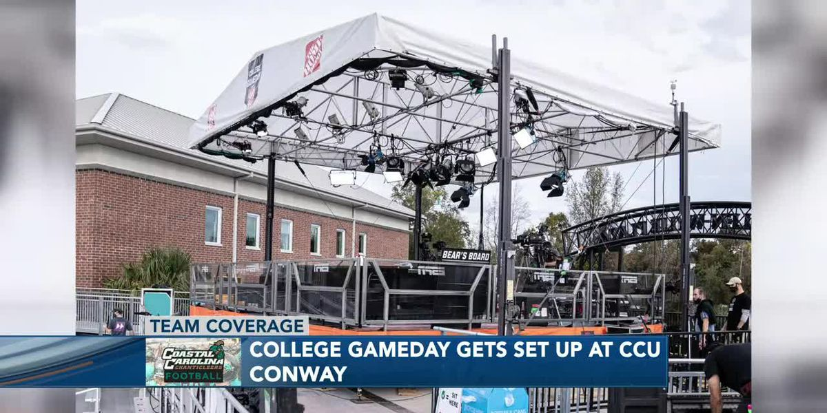 CCU gets set for historic weekend
