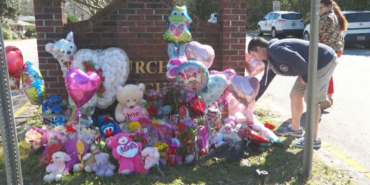 'Things can happen in a split second': Horry County families mourn the loss of 6-year-old Faye Swetlik