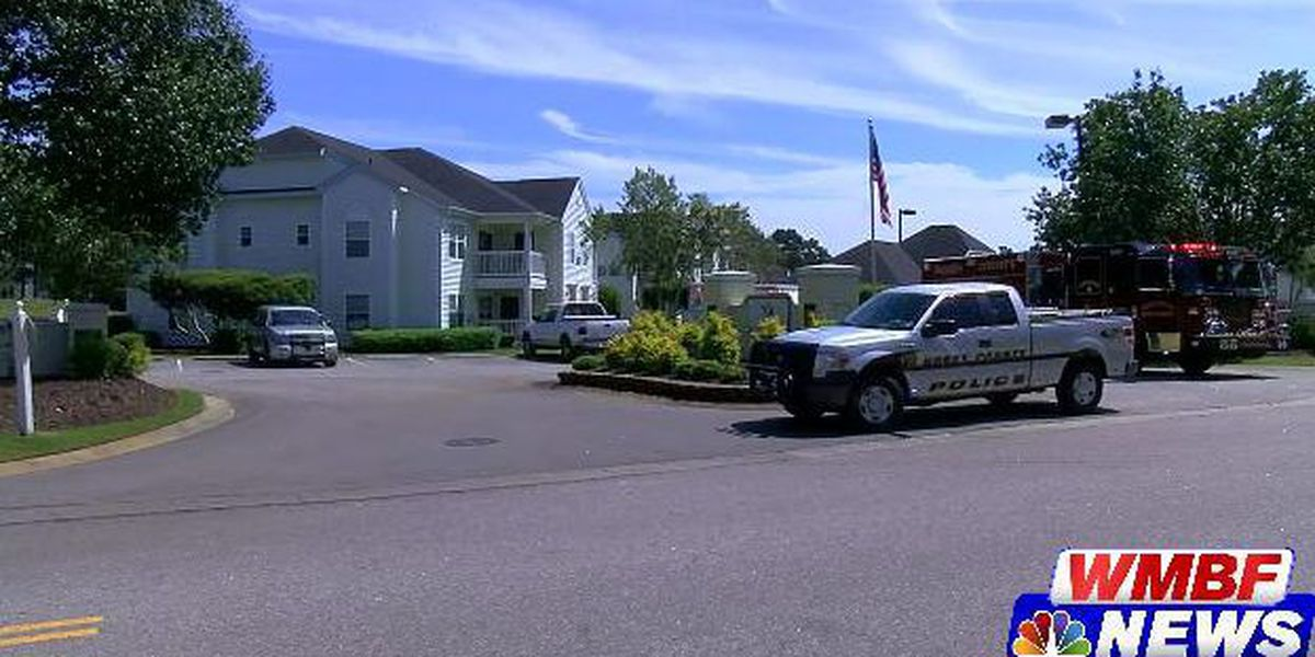UPDATE: Man who barricaded himself inside Flintlake Apartments is dead