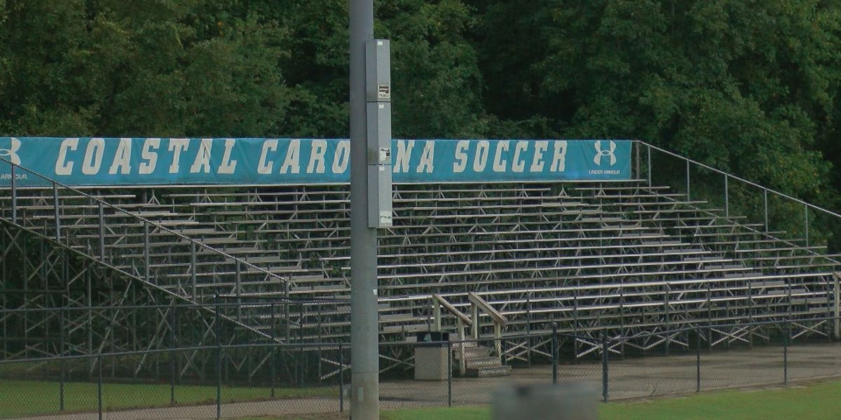 CCU athletics loses funding from top donor, proposed soccer complex on hold