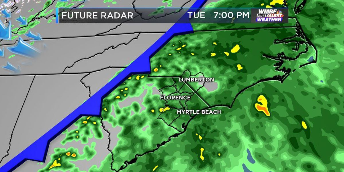 FIRST ALERT: Rain ends and ushers in more wind and cold