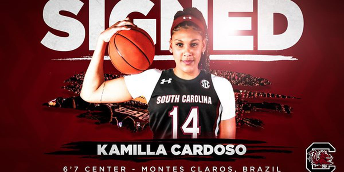 Staley Adds Transfer Kamilla Cardoso to 2021-22 Roster