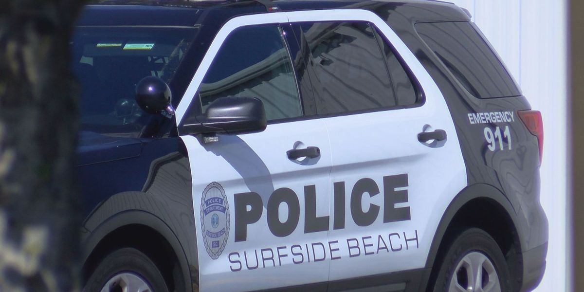 Surfside Beach police recognized for work enforcing DUI laws