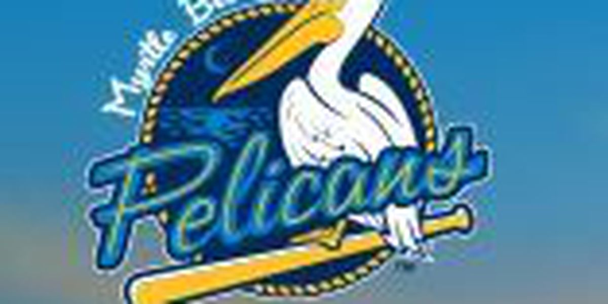 Myrtle Beach Pelicans 2016 Game Schedule