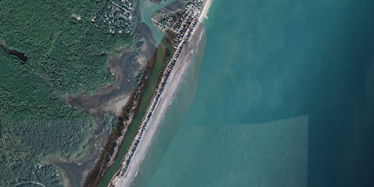 Pawleys Island beach renourishment project expected to be completed in March