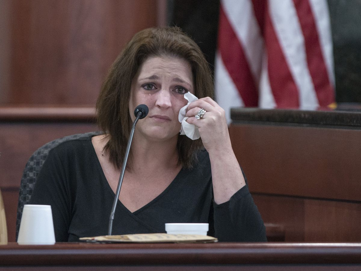 Mother of five children allegedly killed by father takes the stand in death penalty trial