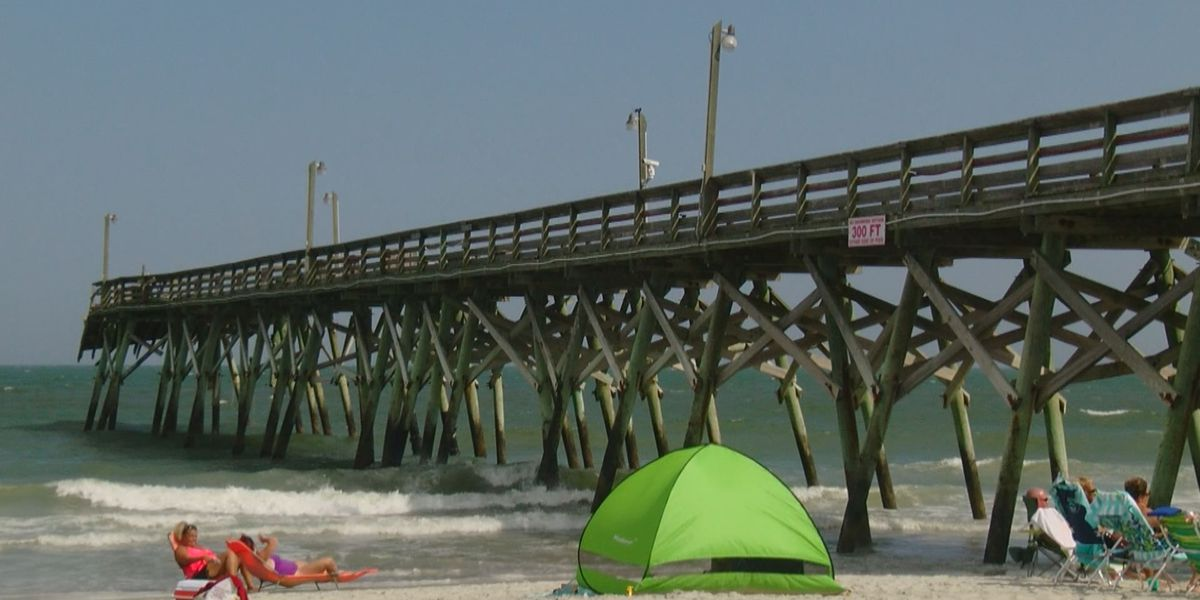 Contract for beach renourishment in the Grand Strand finalized