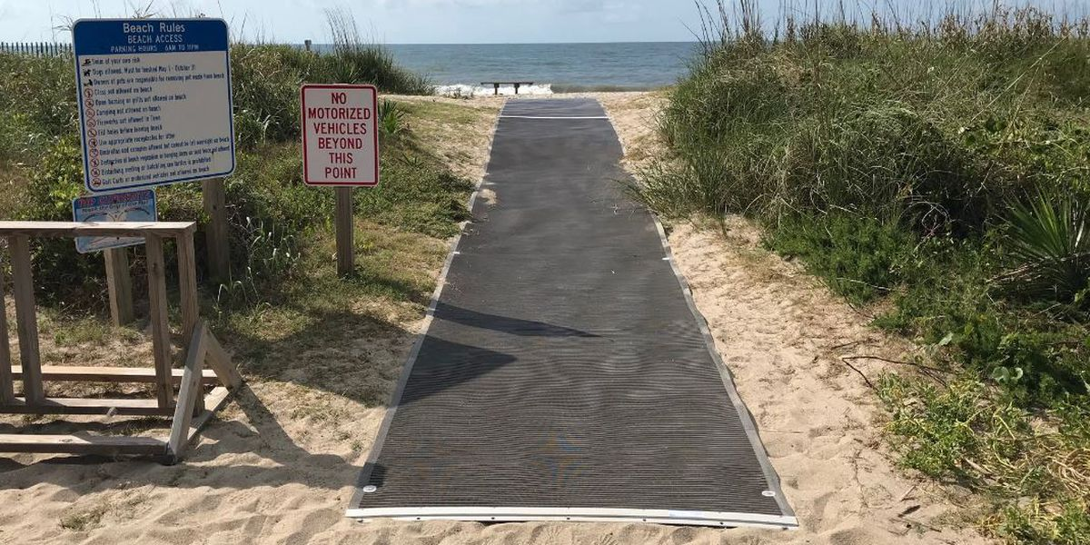Edisto Beach rolls out new help for visitors with limited mobility