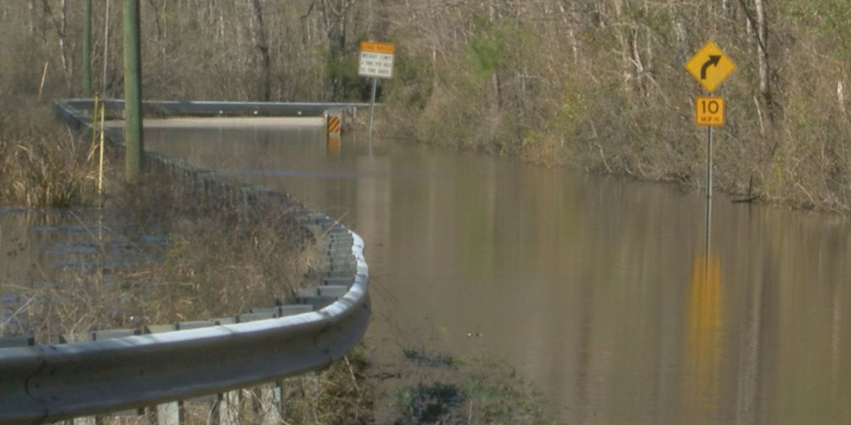 'We've got to get a handle on this': Flooding issues persist in Horry County