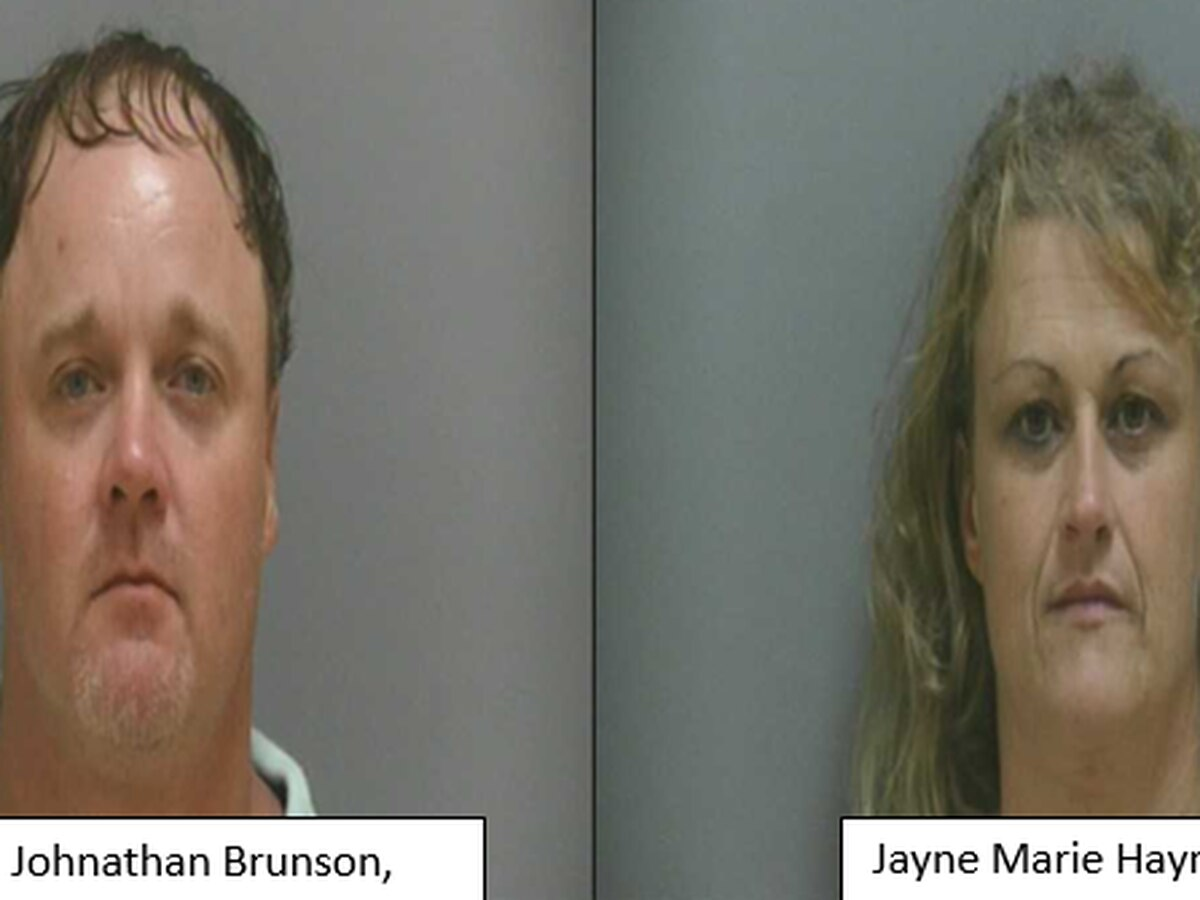 Man and woman wanted after recent thefts in Darlington Co.
