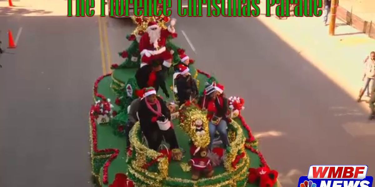 downtown florence hosts 15th annual christmas parade - Christmas Mouse Myrtle Beach