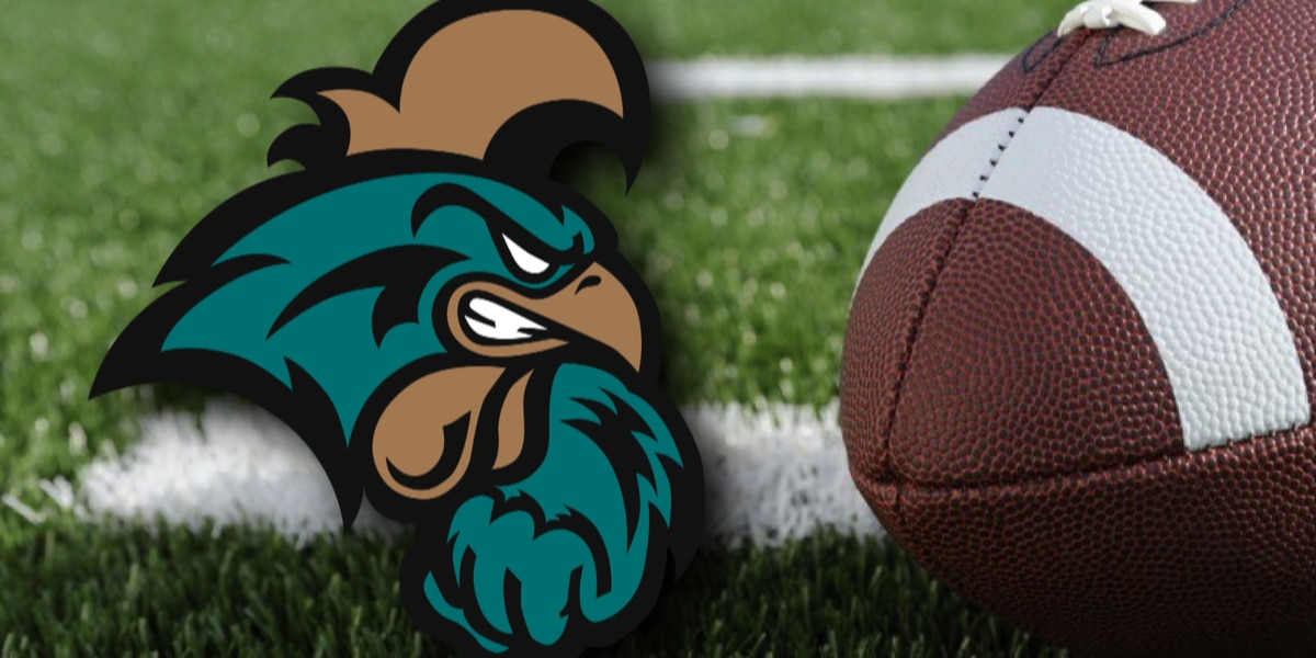 CCU spring football game canceled due to threat of severe weather