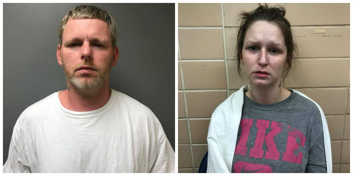 Authorities: Two charged after 2-year-old swallows a combination of fentanyl, heroin