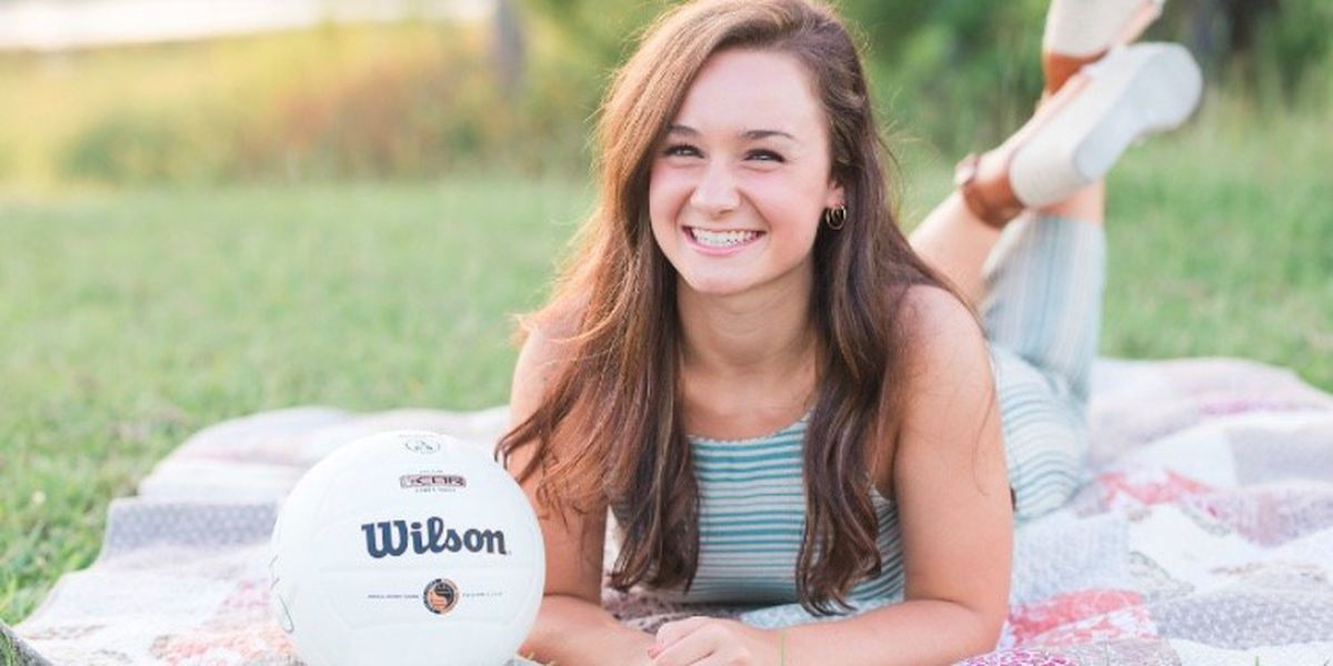 Student Spotlight: High school volleyball star among the top of her class