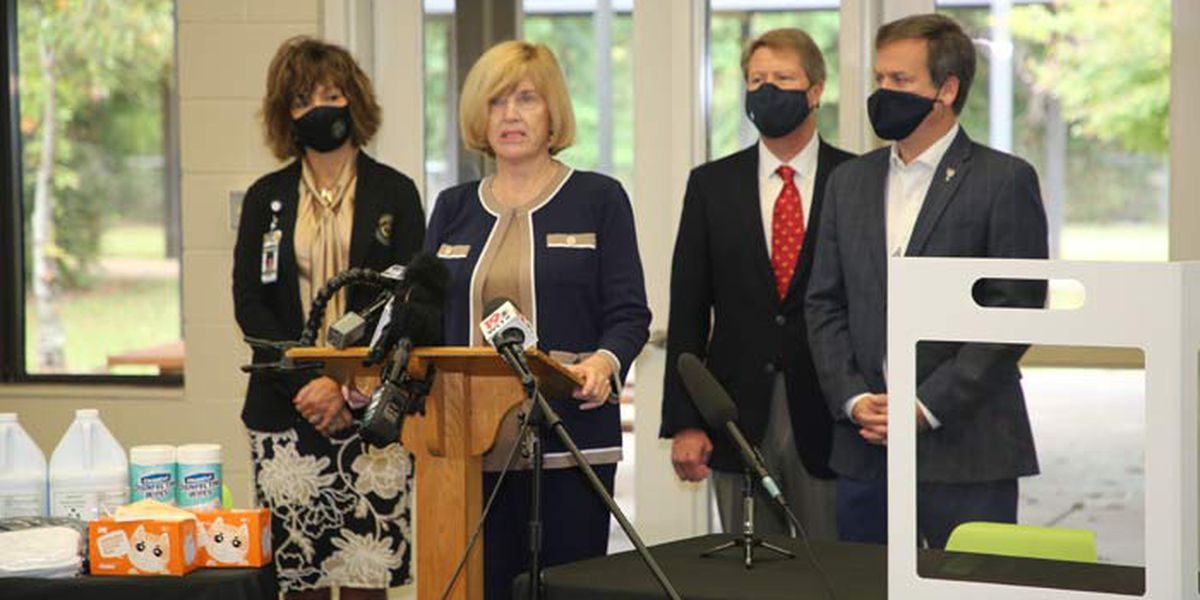 All S.C. school districts to receive millions in protective equipment