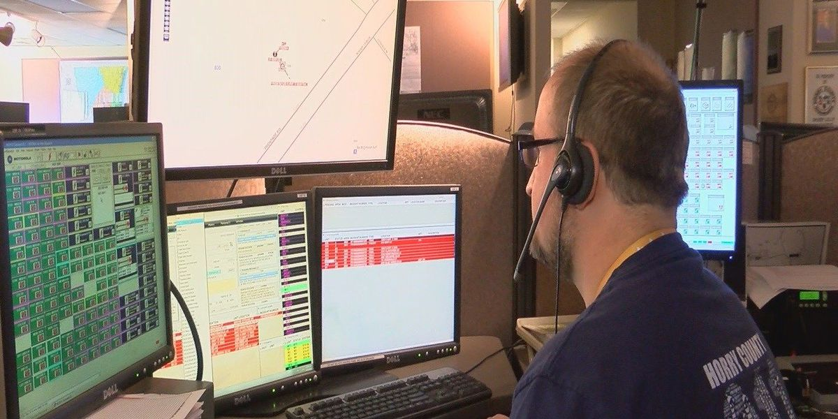 Horry County dispatcher shortage affecting emergency response time