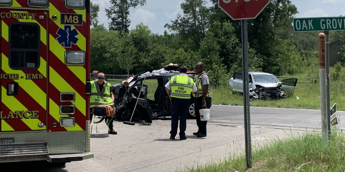 Three People Sustain Serious Injuries In Two Car Crash On U S 378