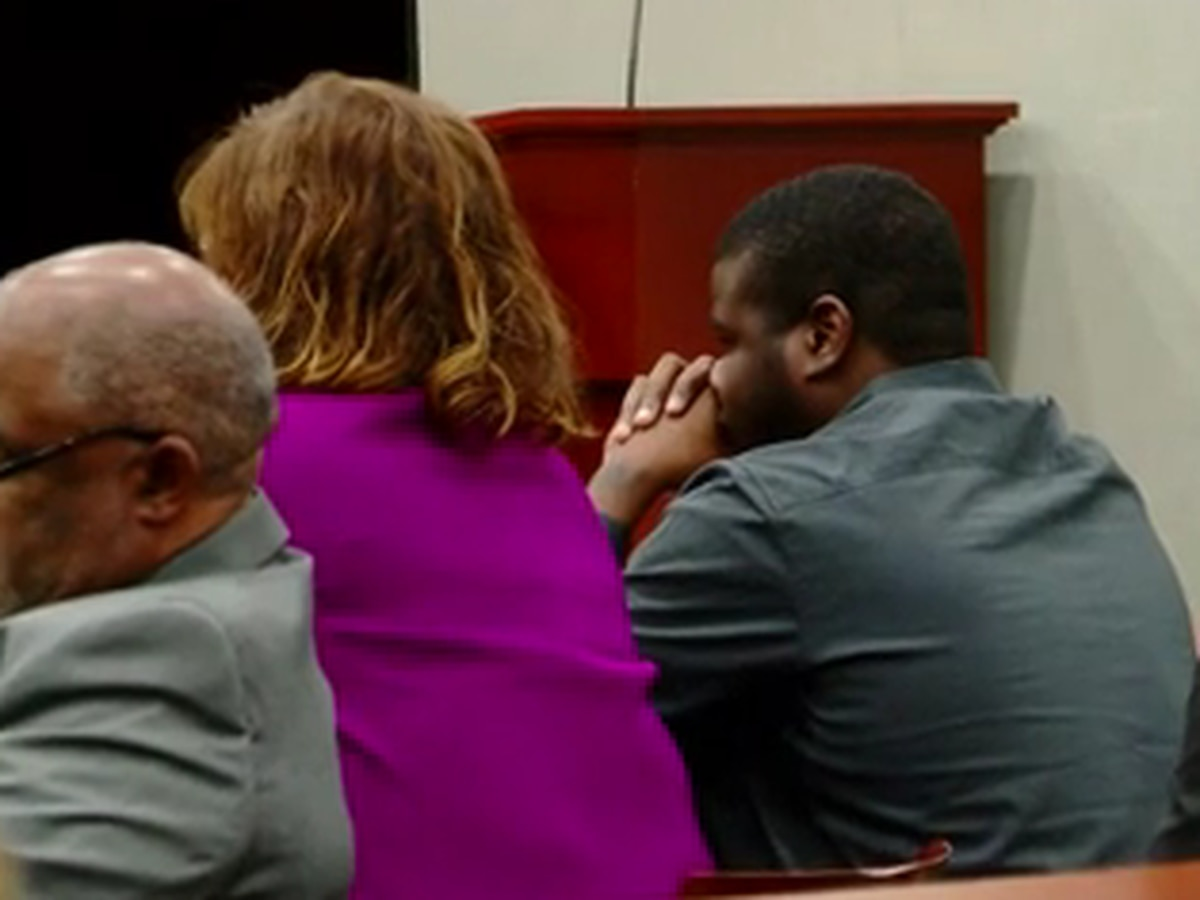 Corrections officers detail interactions with Jerome Jenkins during sentencing phase