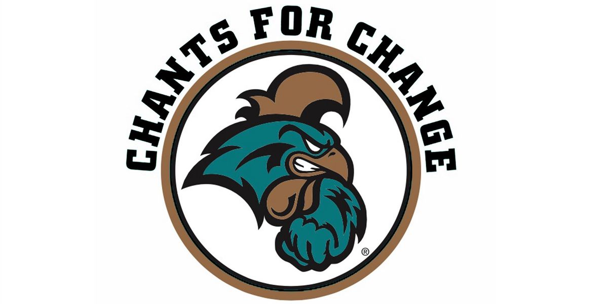 Chants call for change with special patch this basketball season