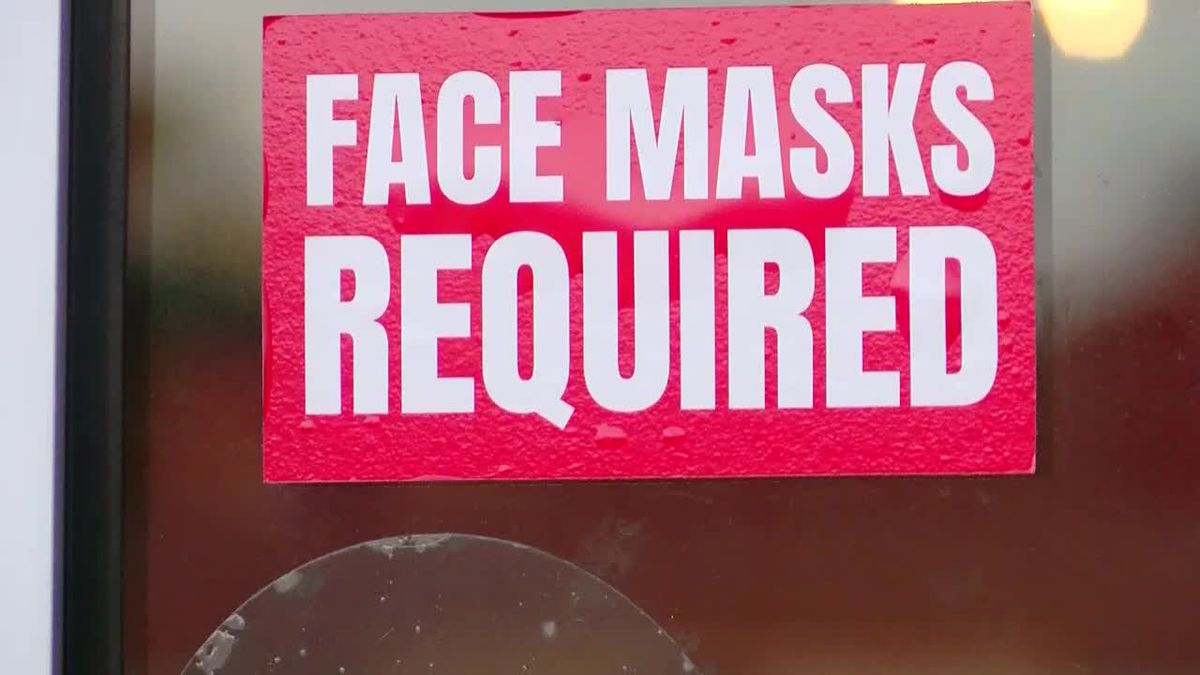 Myrtle Beach's executive order requiring face masks now in effect
