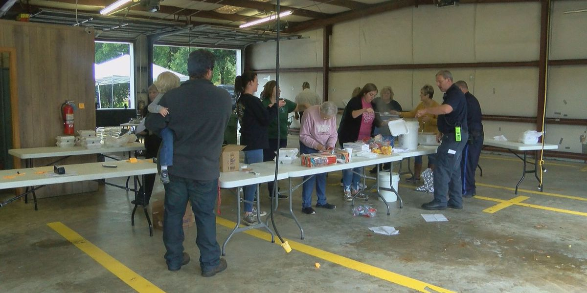 Johnsonville Rescue Squad holds fundraiser to help save department