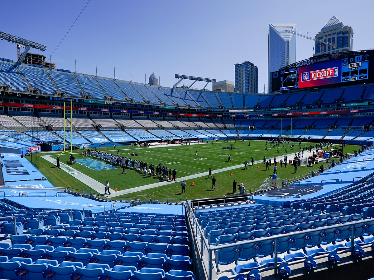 'We are excited'; Panthers ready to have fans at games after N.C. governor's announcement