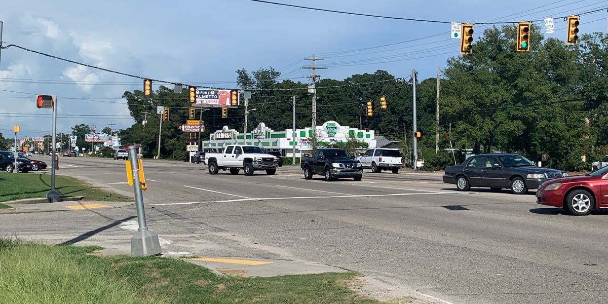 SCDOT project looks to improve Highway 17 Business intersections along South Strand