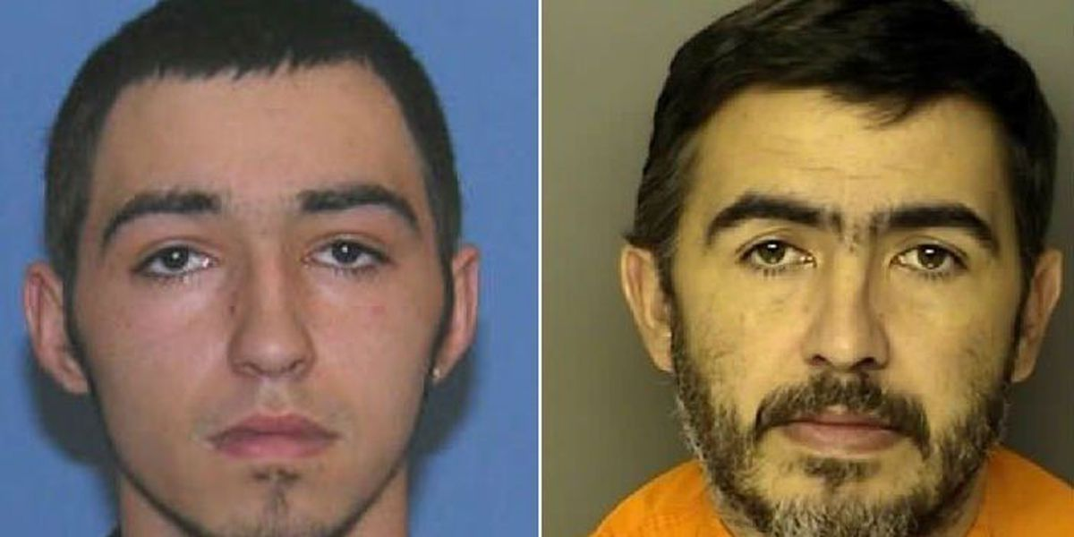 Horry County father and son duo wanted by authorities for alleged theft