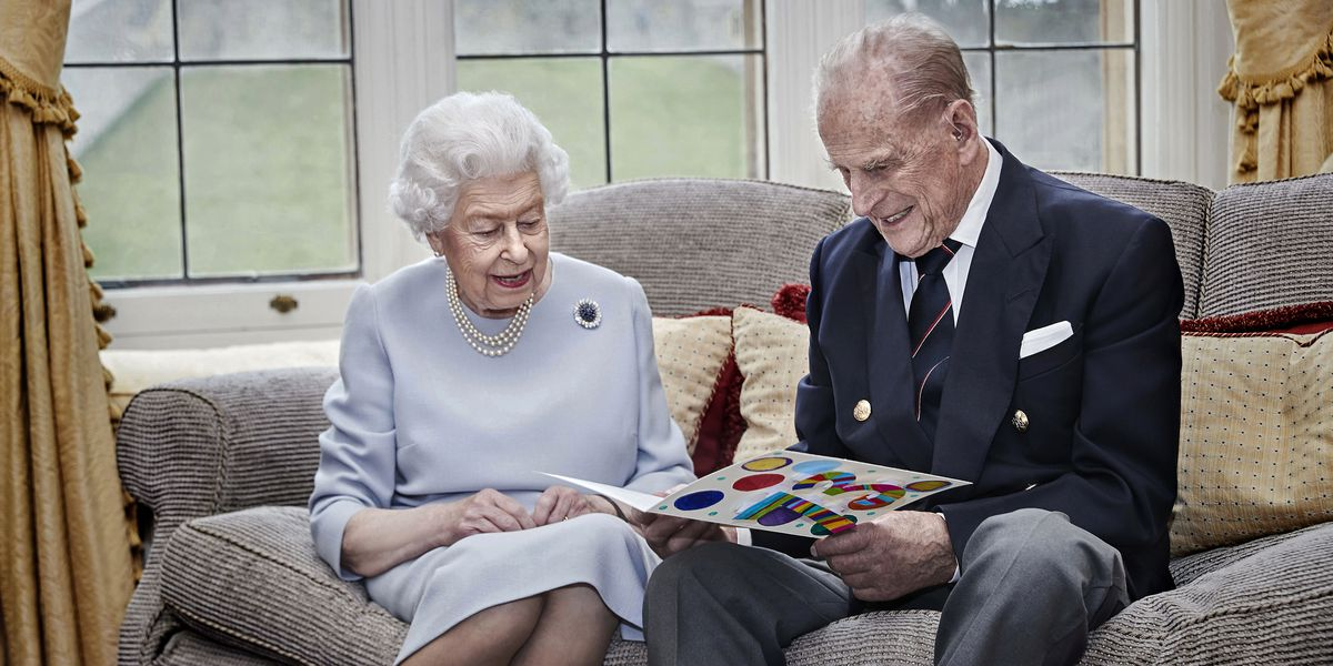 Queen Elizabeth and Prince Philip celebrate 73rd anniversary