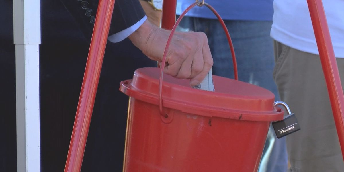 Salvation Army of Horry County looking for bell ringers ahead of holiday season