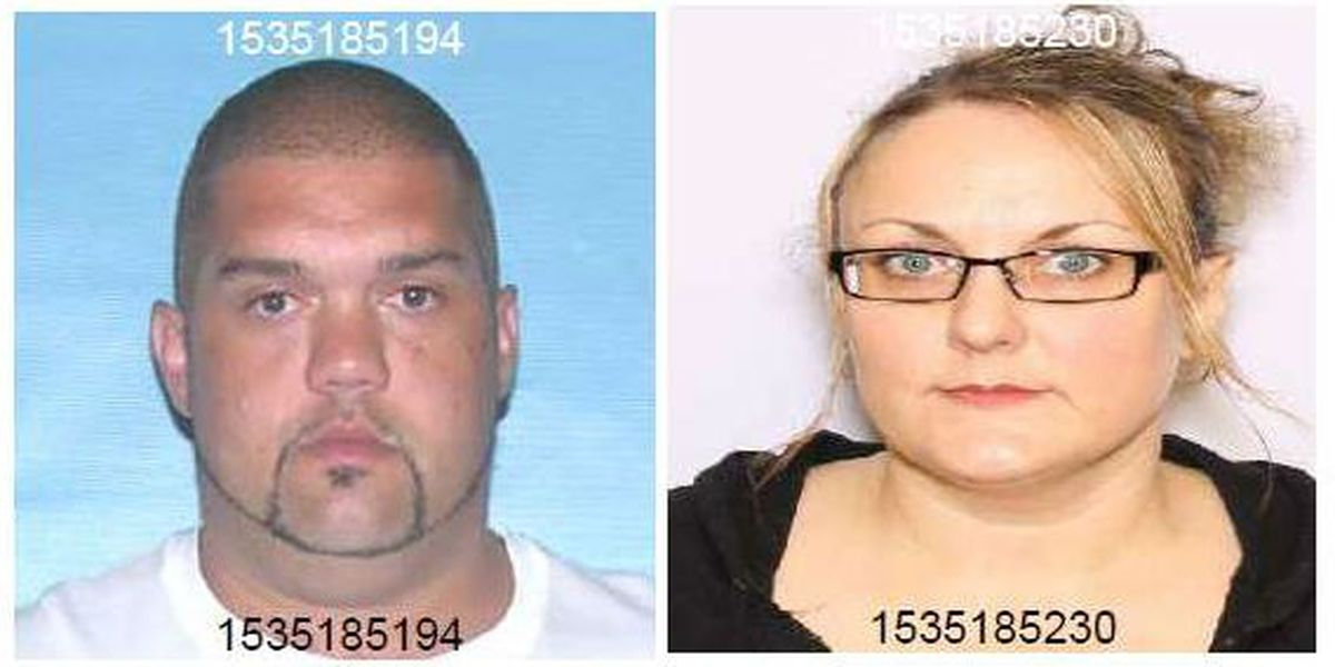 Husband, wife arrested after undercover cocaine investigation in Marlboro Co.