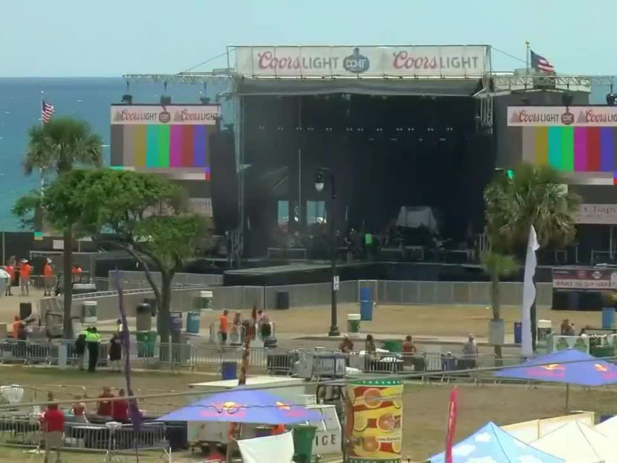 Myrtle Beach City Council grants special event permit for CCMF