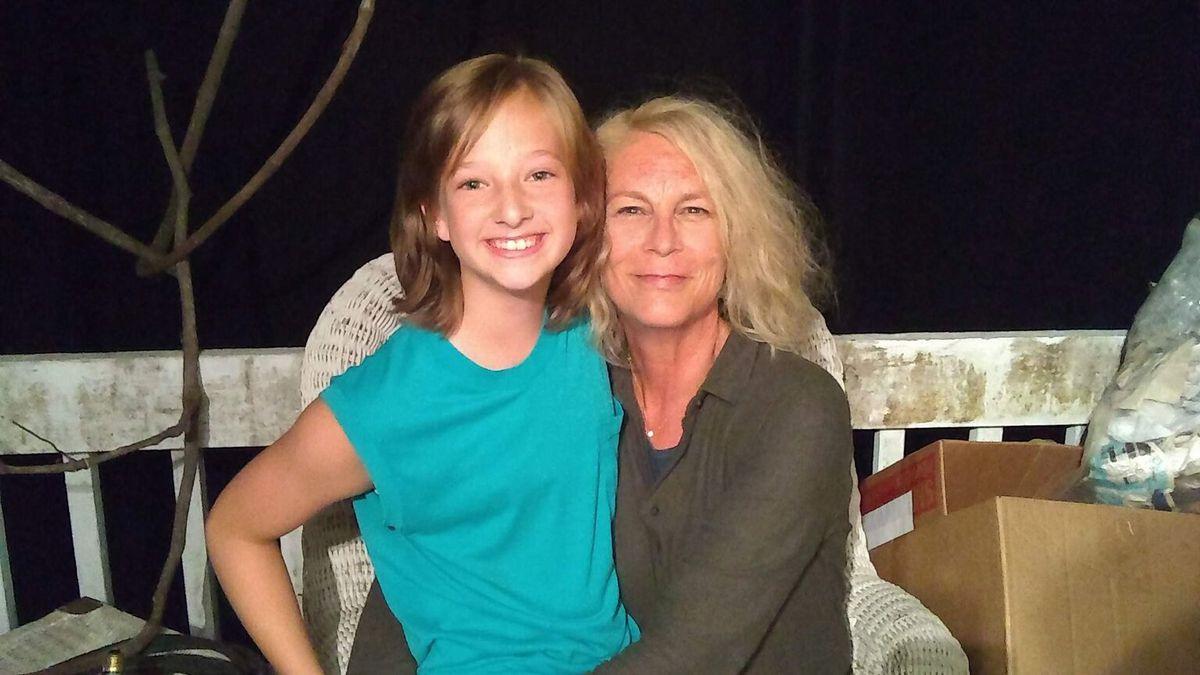 Myrtle Beach girl, 11, featured in new 'Halloween' film