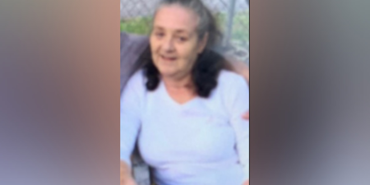 Missing 69-year-old woman with dementia found safe