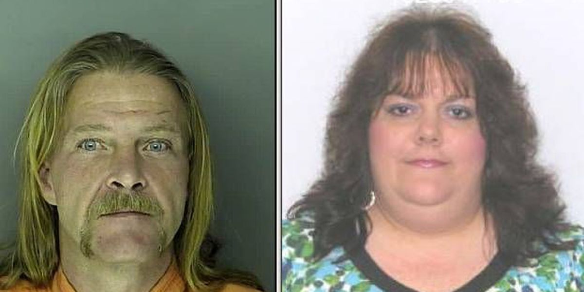 Horry County Sheriff's deputies search for two suspects