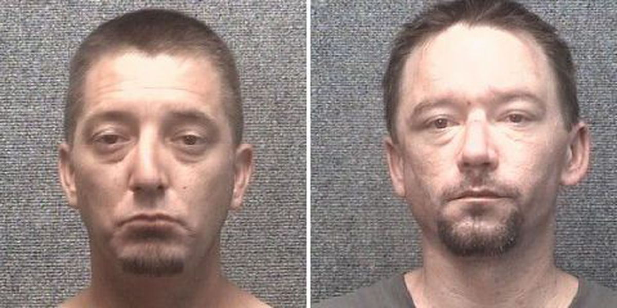 Two arrested for fighting, taking money and shoes from man at Wave Rider Resort