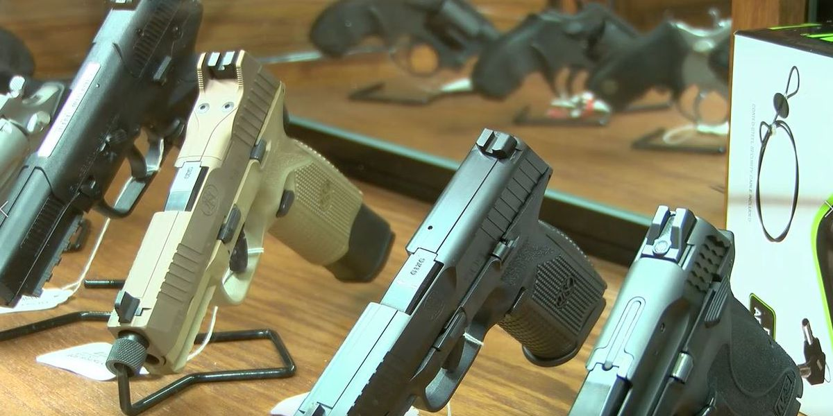 Lawmakers seek to extend background checks on gun purchases