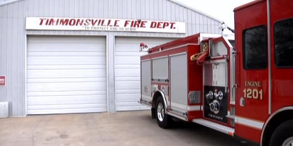 County leaders say Timmonsville's Fire Department is not taking fire calls