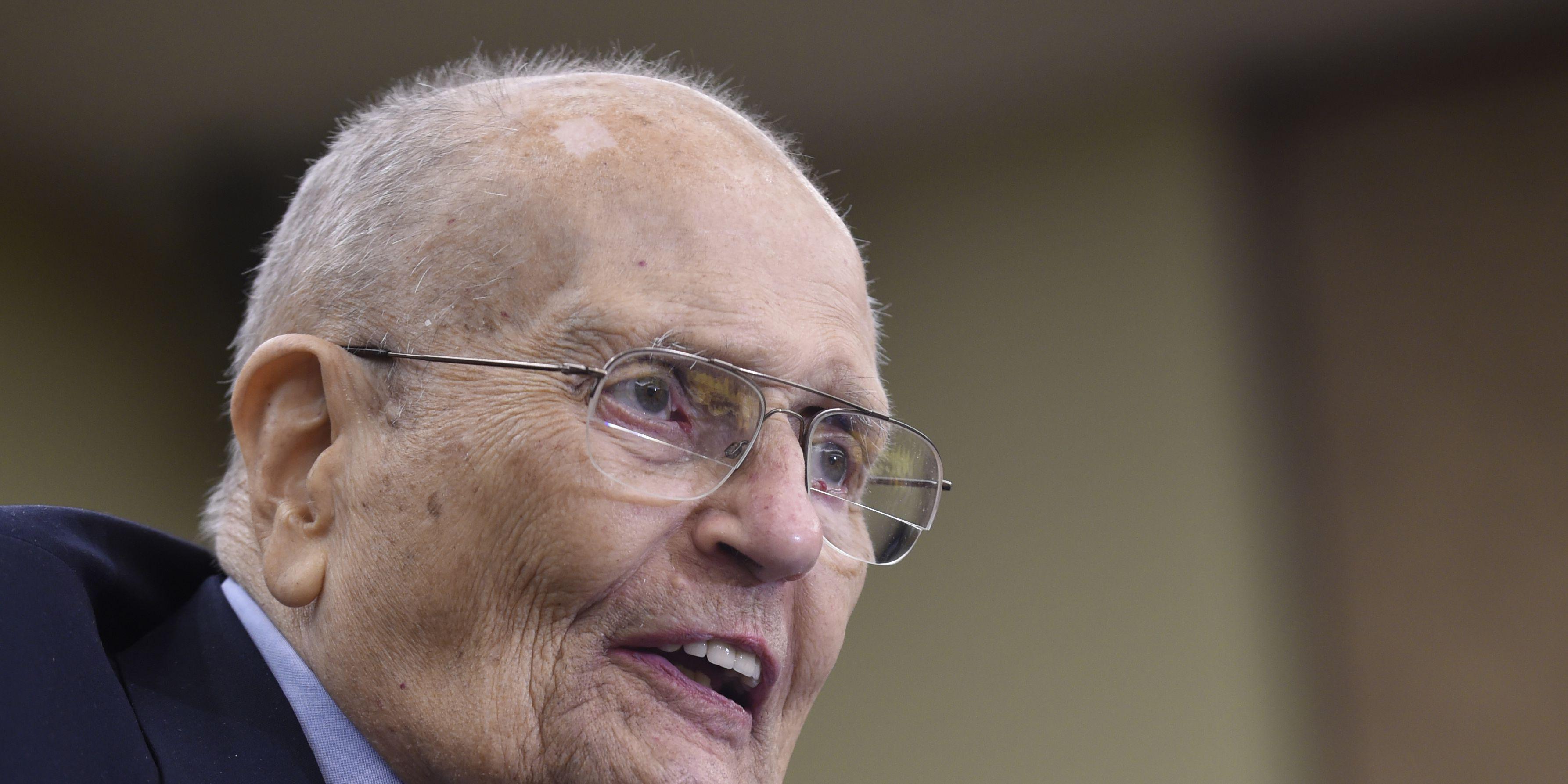 John Dingell, longest-serving congressman, dies at 92