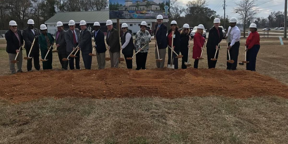 Healthcare providers hold groundbreaking for new state-of-the-art facility coming to Dillon
