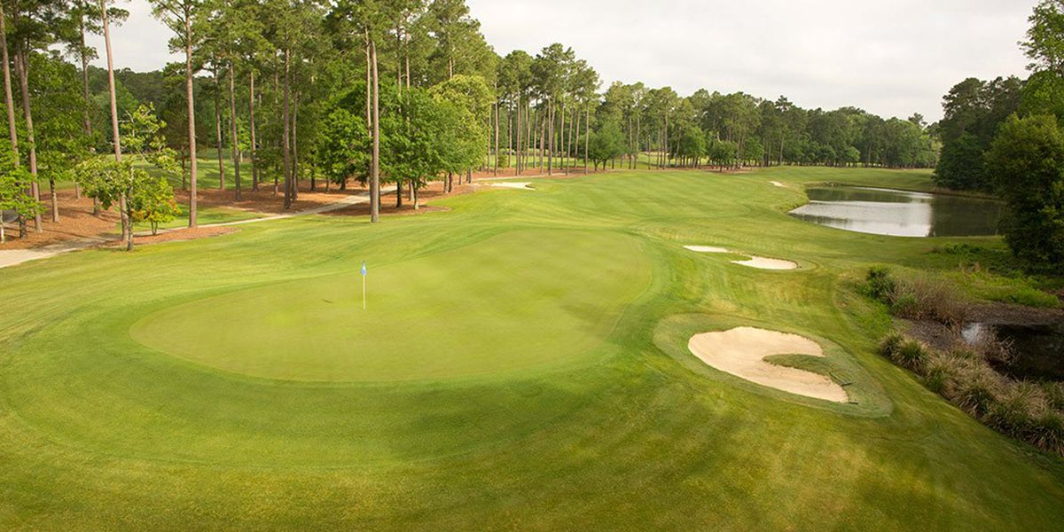 TPC Myrtle Beach named S.C. golf course of the year