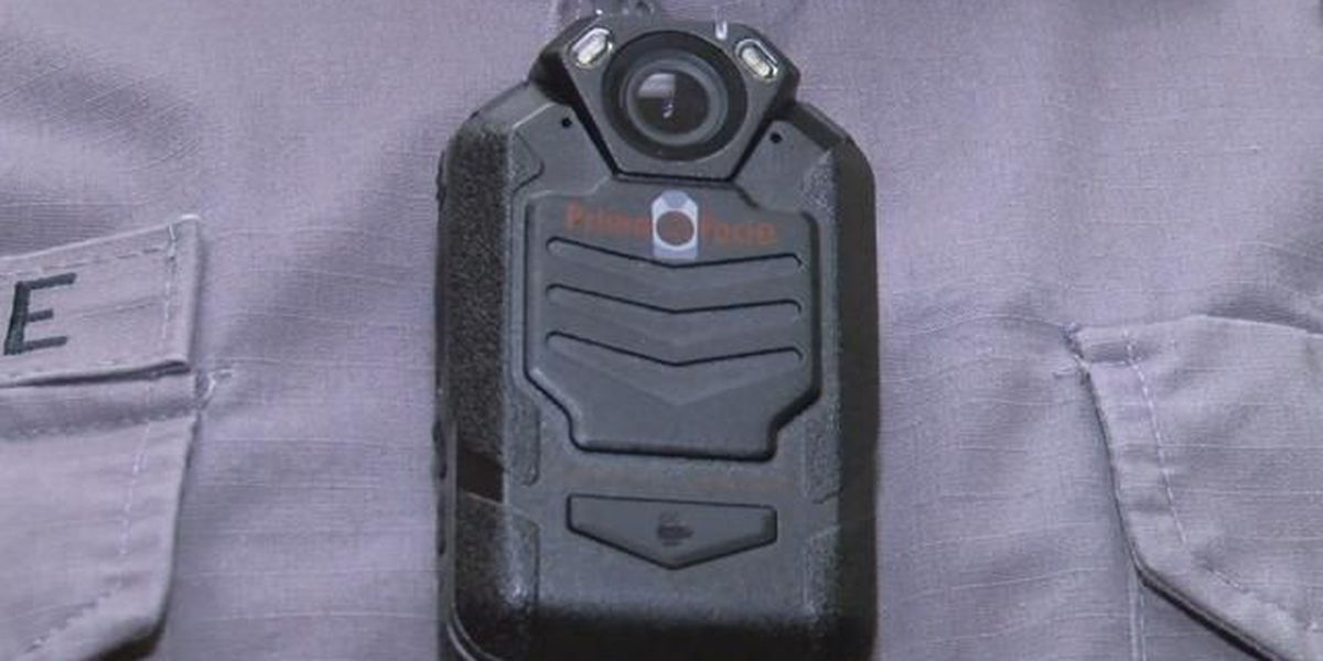 State providing $5.8 million to law enforcement for body cameras