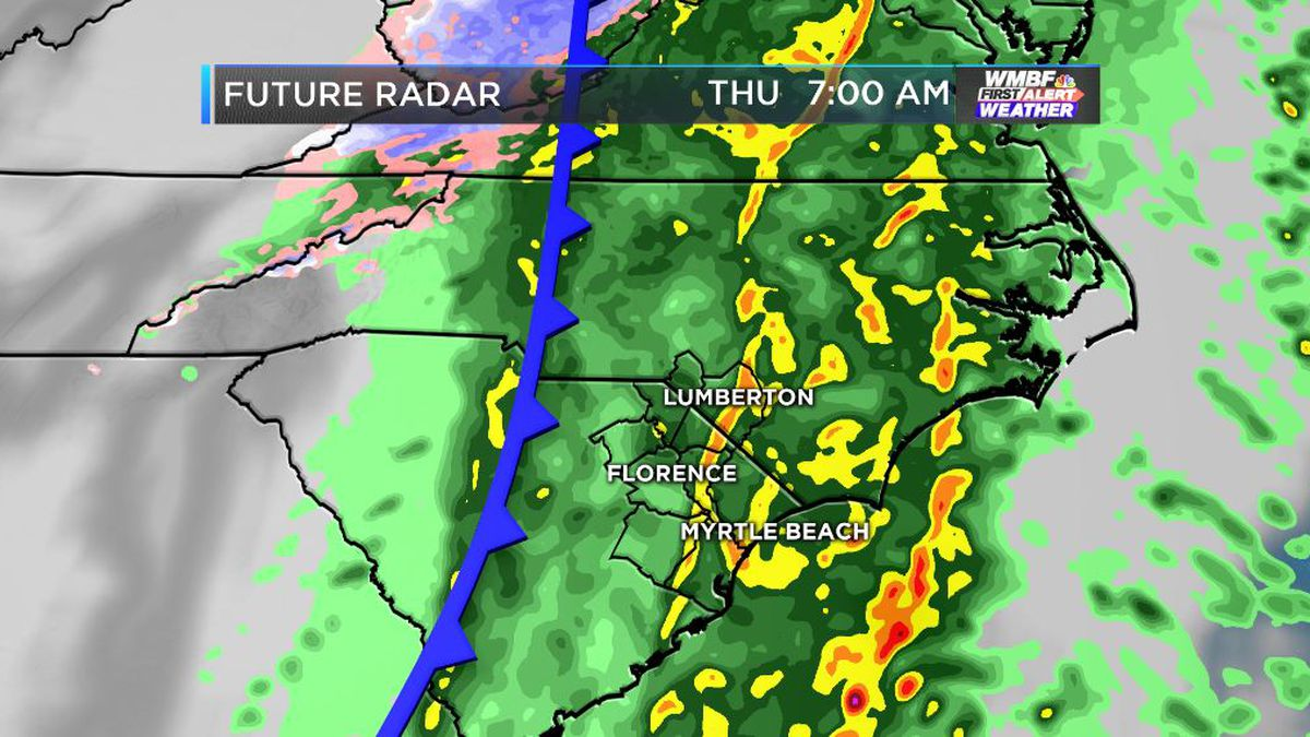 FIRST ALERT: Powerful cold front to bring another round of dramatic weather changes