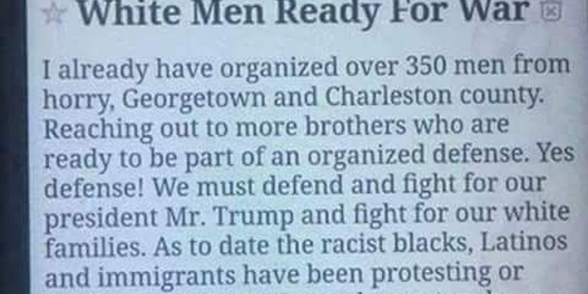 Craigslist Post Alludes To Violence Against Trump Protesters