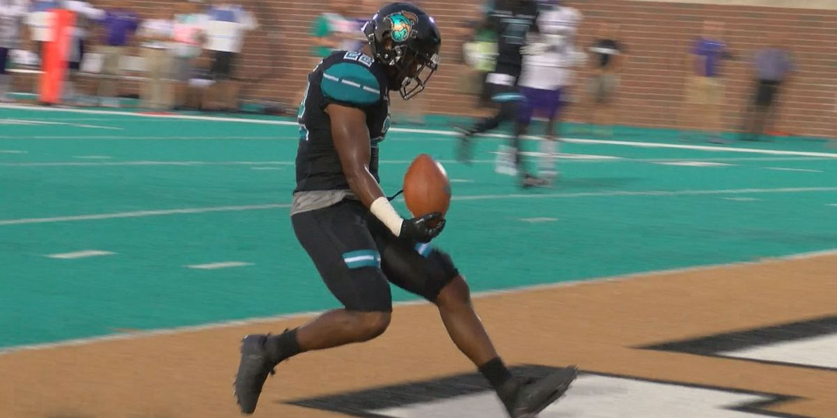 CCU falls hard at home to Western Illinois